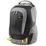 HP Backpack [F3W18AA] - Black / Silver - Notebook Backpack